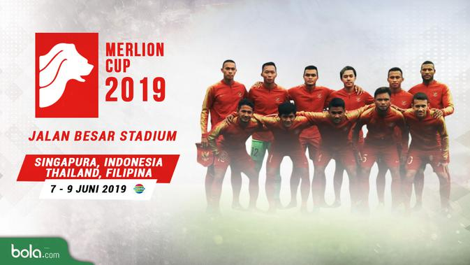 Live Streaming Indosiar Timnas U-23 Vs Thailand di Merlion Cup 2019 8