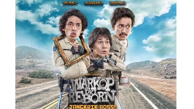 download warkop dki reborn jangkrik boss part 1 (2016)