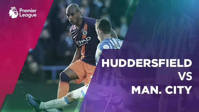 Berita video statistik laga Huddersfield vs Manchestere City pada pekan ke-23 Premier League 2018-2019.