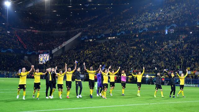 Borussia Dortmund Permak Atletico Madrid
