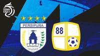BRI Liga 1 - Persipura Jayapura Vs Barito Putera (Bola.com/Adreanus Titus)