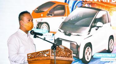 Menteri Perindustrian Agus Gumiwang Kartasasmita. (Foto: Kemenperin)