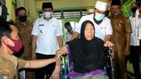 Pemkot Bengkulu berkomitmen memberikan pelayanan terbaik untuk seluruh warga termasuk penyandang disabilitas. (Liputan6.com/Yuliardi Hardjo)