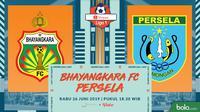 Shopee Liga 1 - Bhayangkara FC Vs Persela Lamongan (Bola.com/Adreanus Titus)