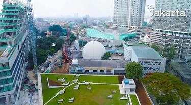 Pembangunan Taman Ismail Marzuki (TIM)