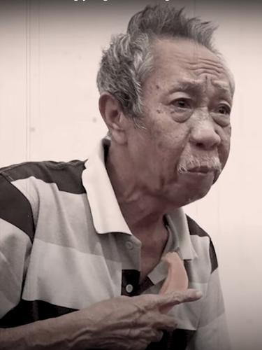 Abdul Hamid alias Pak Ogah. (Foto: YouTube Baim Paula)