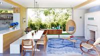 Tips mendesain dapur terbuka yang cantik dan menarik. Sumber: HGTV.com