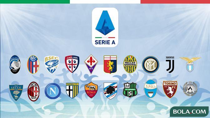 Hasil Dan Klasemen Liga Italia Kalahkan Spezia Atalanta Naik Ke Posisi 4 Dunia Bola Com