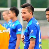 Timnas U-23 Indonesia gagal melangkah ke babak final SEA Games 2015, setelah dikalahkan Timnas U-23 Thailand 0-5.