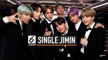 "Singel terbaru Jimin ""BTS"" tembus mencapat 180 juta pendengar di akun Soundcloud miliknya. Jimin memang diketahui memiliki suara yang unik dan indah, sehingga selalu menghasilkan lagu yang menarik."