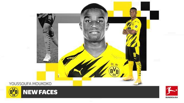 Berita Video Melihat Gol-Gol Fantastis dari Wonderkid Borussia Dortmund, Youssoufa Moukoko di Bundesliga Musim Ini