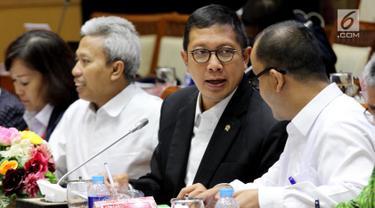Evaluasi Penyelenggaraan Haji 2018, Menag Raker Dengan Komisi VIII DPR