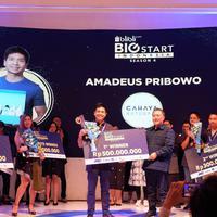 Para pemenang kompetisi wirausaha kreatif