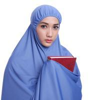 Ilustrasi Perempuan Muslim Credit: shutterstock.com