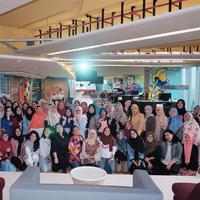Komunitas Blogger Perempuan gelar annual meetup pertama di tahun 2019. Acara kumpul-kumpul tersebut khusus dibuat untuk milenial yang pengin ngeblog. (dok. Komunitas Blogger Perempuan)