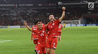 Marko Simic Tiga Gol, Persija Raih Poin Penuh
