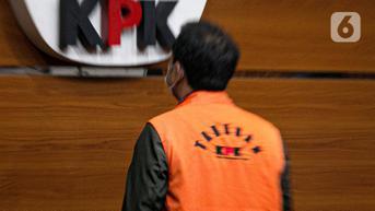 FOTO: KPK Umumkan Azis Syamsuddin Sebagai Tersangka