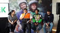 GOJEK, Kitabisa.com, BAZNAS membangun kembali Palu dan Donggala di Sulawesi Tengah (Liputan6.com/Komarudin)