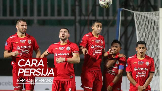 Berita video cara Persija Jakarta untuk kembali meraih kemenangan di BRI Liga 1 2021/2022 menurut Pelatih Angelo Alessio dan bek Marco Motta.