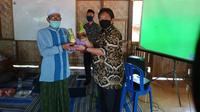 Pemkab Pandeglang melalui Dinas Pertanian tengah melakukan penataan usaha pertanian Talas Beneng dari hulu sampai hilir untuk meningkatkan ekspor tiga kali lipat. (Dok Kementan)