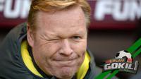 Video replay aksi konyol para manajer klub papan atas di Liga Elite Eropa.