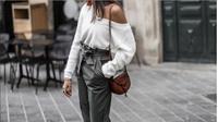 Coba paduan celana kulot berikut ini agar tampil semakin gaya. (Foto: Instagram/ streetstyle__daily)