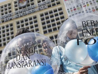 Aktivis Gelar Aksi Bersihkan Indonesia