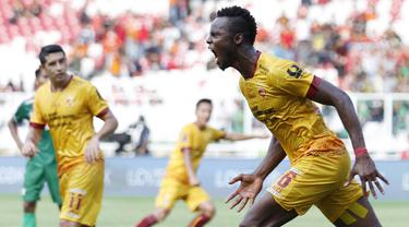 Bek Sriwijaya FC, Mohamadou N'Diaye