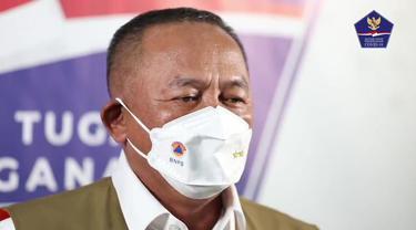 Kepala Badan Nasional Penanggulangan Bencana (BNPB) sekaligus Ketua Satgas Penanganan Covid-19  Letjen Ganip Warsito imbau masyarakat untuk tetap disiplin laksanakan protokol kesehatan untuk cegah penularan virus corona.