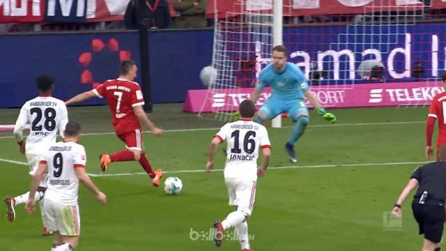 Berita video gol-gol terbaik yang tercipta pada pekan ke-26 Bundesliga 2017-2018. This video presented by BallBall.