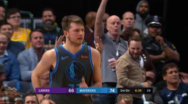 Berita Video Aksi- Aksi Stepbacks Keren dari Luka Doncic di NBA