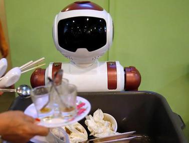Singapura Percepat Pembuatan Robot Pembantu Pekerjaan Manusia