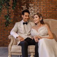 Jessica Iskandar dan Richard Kyle (Sumber: Instagram/riomotret)