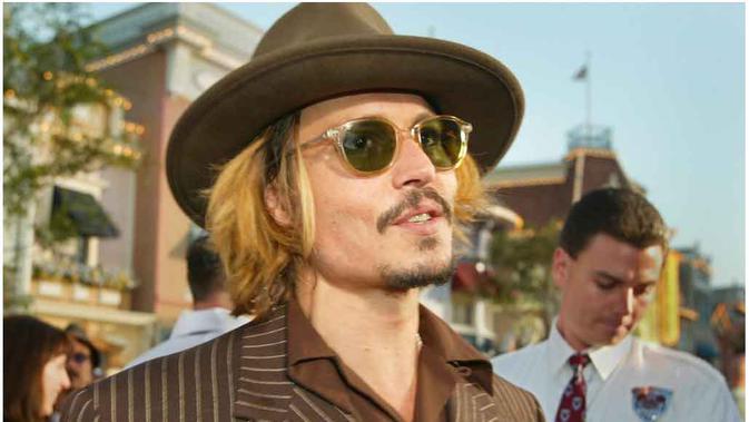 Johnny Depp (wikimedia commons)