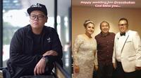 Reza Bukan Menikah dengan Seorang Pendeta, Ini 5 Faktanya