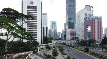 FOTO: Pemprov DKI Jakarta Tindak Perusahaan Pelanggar PSBB