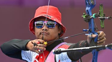 Riau Ega Salsabila - Olimpiade Tokyo 2020