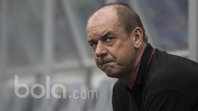 Hans Peter Schaller Jadi Pelatih Bali United di Piala