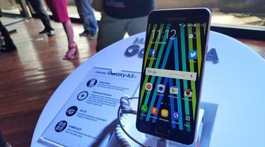 Ini Harga Dan Spesifikasi Samsung Galaxy A3 A5 A7 2016