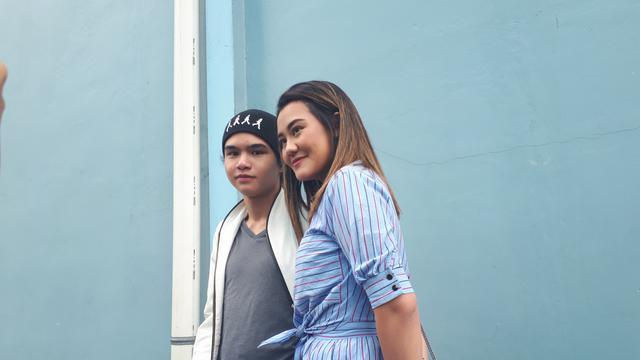 Aaliyah Massaid dan Dul Jaelani