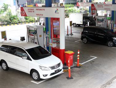 FOTO: Pemerintah Akan Gelontorkan Rp 54,4 T untuk Subsidi BBM dan LPG