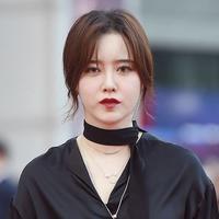 Goo Hye Sun disangka tengah hamil karena perubahan wajahnya yang lebih membulat. (Sumber Foto: Soompi)