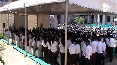 Hasil seleksi CPNS di Kupang telah keluar. Hasilnya dari ratusan kuota yang tersedia hanya 8 orang yang berhasil lolos seleksi.