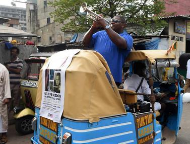 Uniknya Pertunjukkan Musisi Jazz AS di Sri Lanka