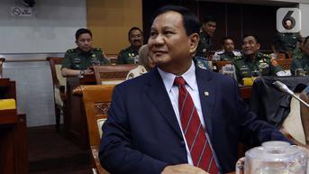 Prabowo Instruksikan Fraksi Gerindra di DPR Bantu Korban Banjir di Kalteng