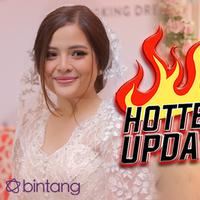 HL Hottest Update Tasya Kamila (Foto: Nurwahyunan/Bintang.com , Bridestory/DIERA BACHIR)