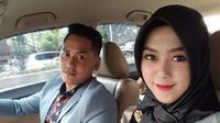 Aldha Refa mengenang kebaikan suami tercinta, pramugara korban Sriwijaya Air SJ182 (dok.instagram/@aldharefa/https://www.instagram.com/p/Bszjv5EFk3R/Komarudin)