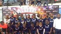 Divine Ark FC ikut bertanding di Super Soccer Futsal Battle Jakarta Selatan (istimewa)