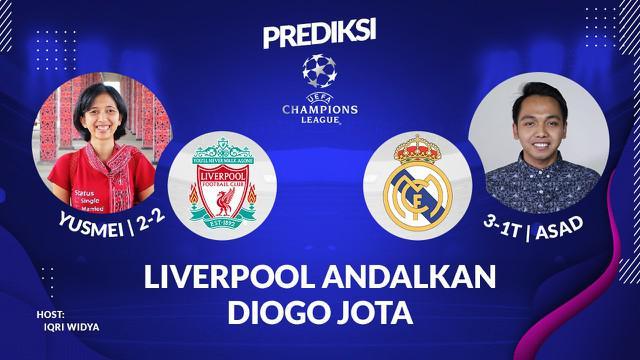 Berita video prediksi Liga Champions, Liverpool punya misi berat untuk kalahkan Real Madrid