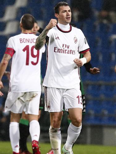AC Milan-Sassuolo